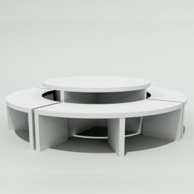Κυκλικά Τραπέζια Ενδυμάτων