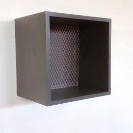 Κύβος Τοίχου με Πλέγμα