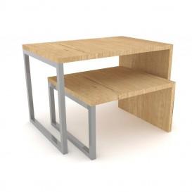 Τραπέζι - Βάση Βιτρίνας Καταστήματος