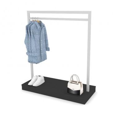 9c61080ccfb Έπιπλο Κρέμασης Ρούχων με Βάθρο - ShopKit.gr