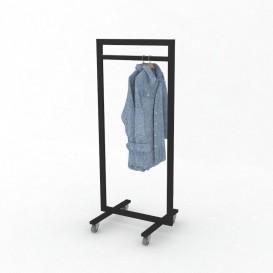 Μεταλλικό Σταντ Ρούχων Σταθερό
