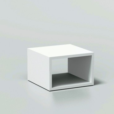 Ξύλινος Κύβος Βιτρίνας 30x20cm