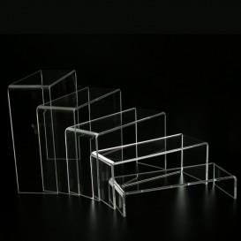 Τραπεζάκια Plexiglass Υποδημάτων