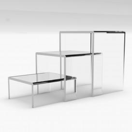 Τραπέζια Plexiglass Βιτρίνας [ΣΕΤ]