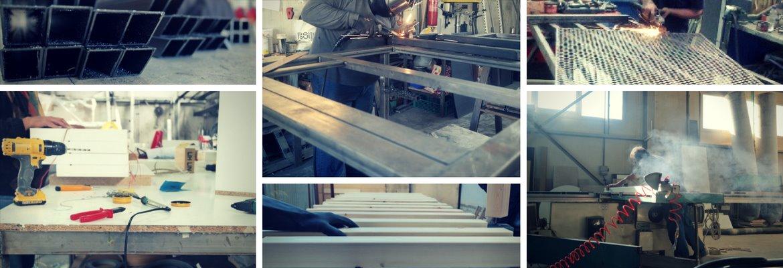 κατασκευη επιπλωσης καταστηματων - η παραγωγη μας - shopkit