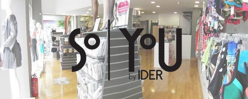 Επίπλωση Καταστημάτων Εσωρούχων SoYou by Ider