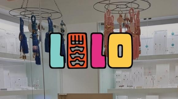 Φωτιζόμενες Βιτρίνες για την εταιρεία LILO Accessories