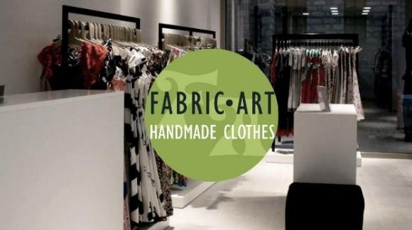 Κατασκευή Stands Ρούχων για το Showroom της Fabric Art