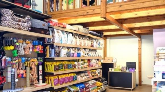 Επίπλωση Pet Shop στο Γαλάτσι, Joy's Pet